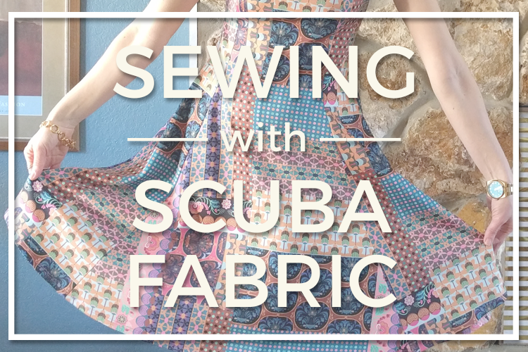 Tips for working with scuba fabric featured image