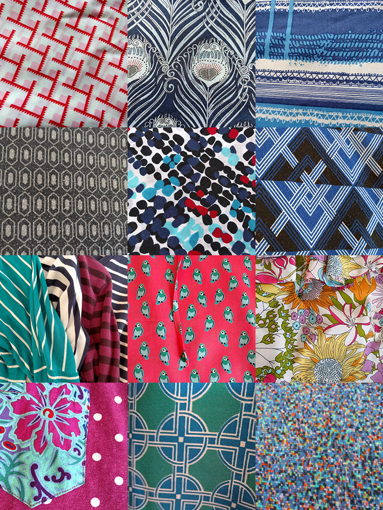 wardrobe architect planning a wardrobe patterns for days