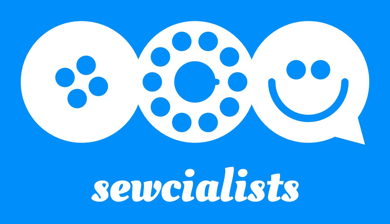 Sewcialists Emblem Sie Macht Colors