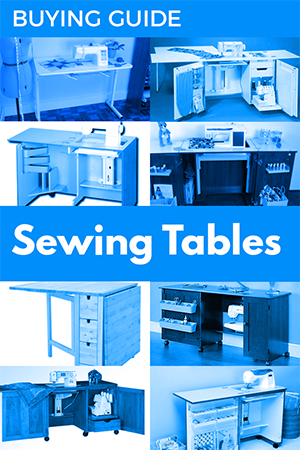 Sie Macht Sewing table buying guide Sidebar