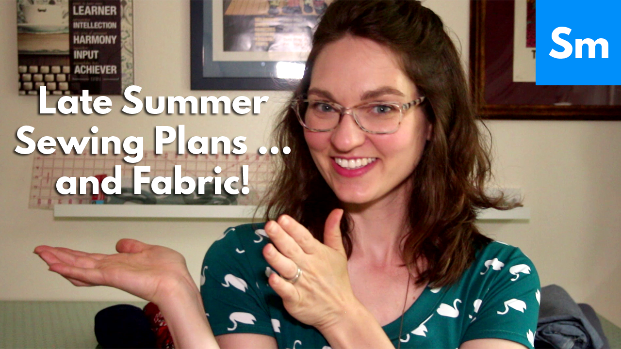 Sie Macht Late Summer Sewing Plans and Fabric 2018
