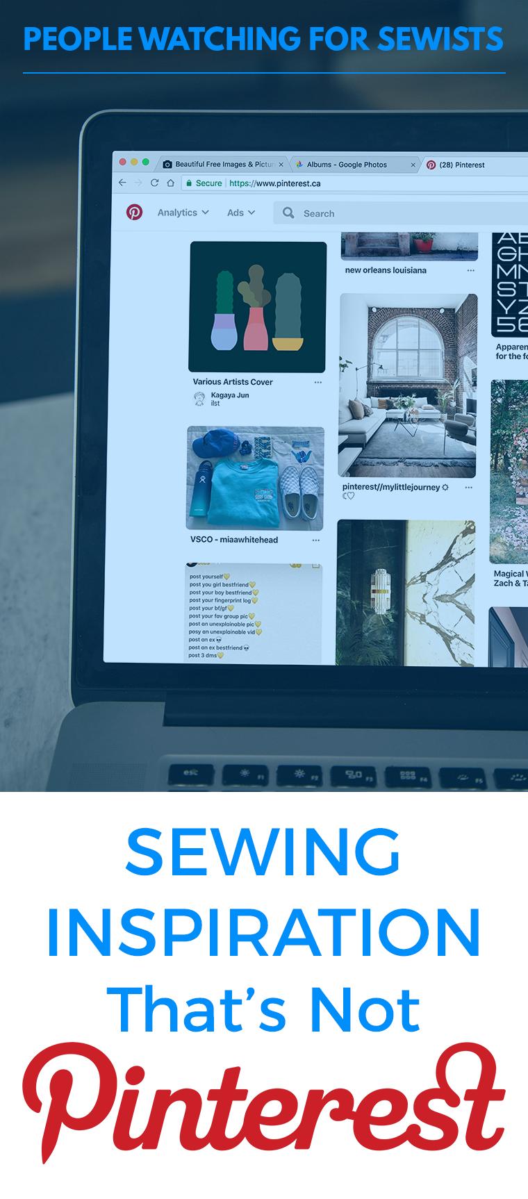 Sewing Inspiration Pt 1 Sie Macht Hero