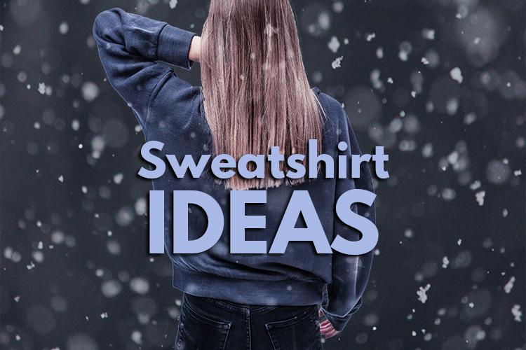 DIY Sweatshirt Ideas Sie Macht Thumbnail