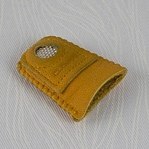 Sewing Supplies Sie Macht Leather Thimble