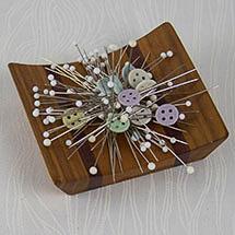 Sewing Supplies Sie Macht Magnetic Pincushion