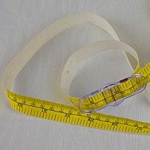 Sewing Supplies Sie Macht Measuring Tape