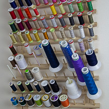 Sewing Supplies Sie Macht Thread Spool Rack