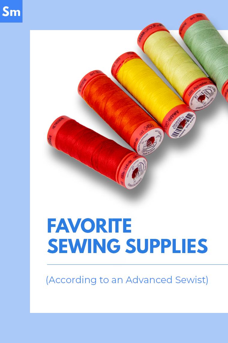 Sewing Supplies Single Large Cutout Hero
