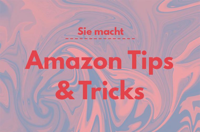 Amazon Tips Featured Thumbnail Sie Macht
