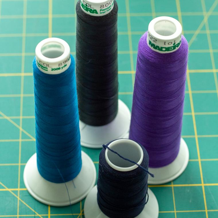 Beginner Serger Supplies Sie Macht Thread Cones