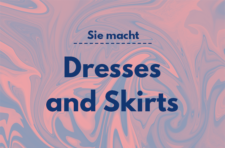 Dresses and Skirts Featured Thumbnail Sie Macht