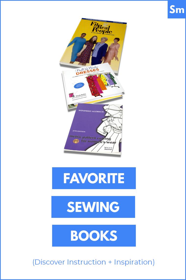 Favorite Sewing Books Sie Macht Hero 1