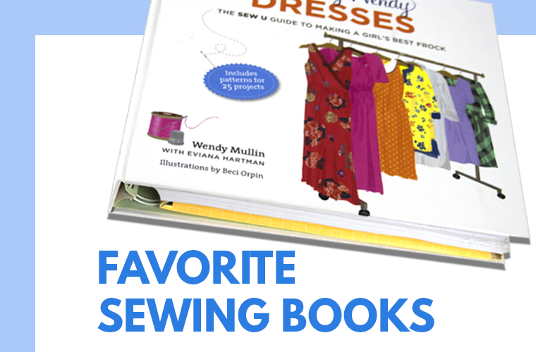 Favorite Sewing Books Sie Macht Thumbnail