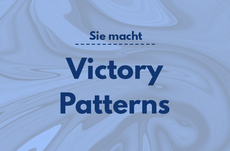 Victory Patterns Featured Thumbnail Sie Macht