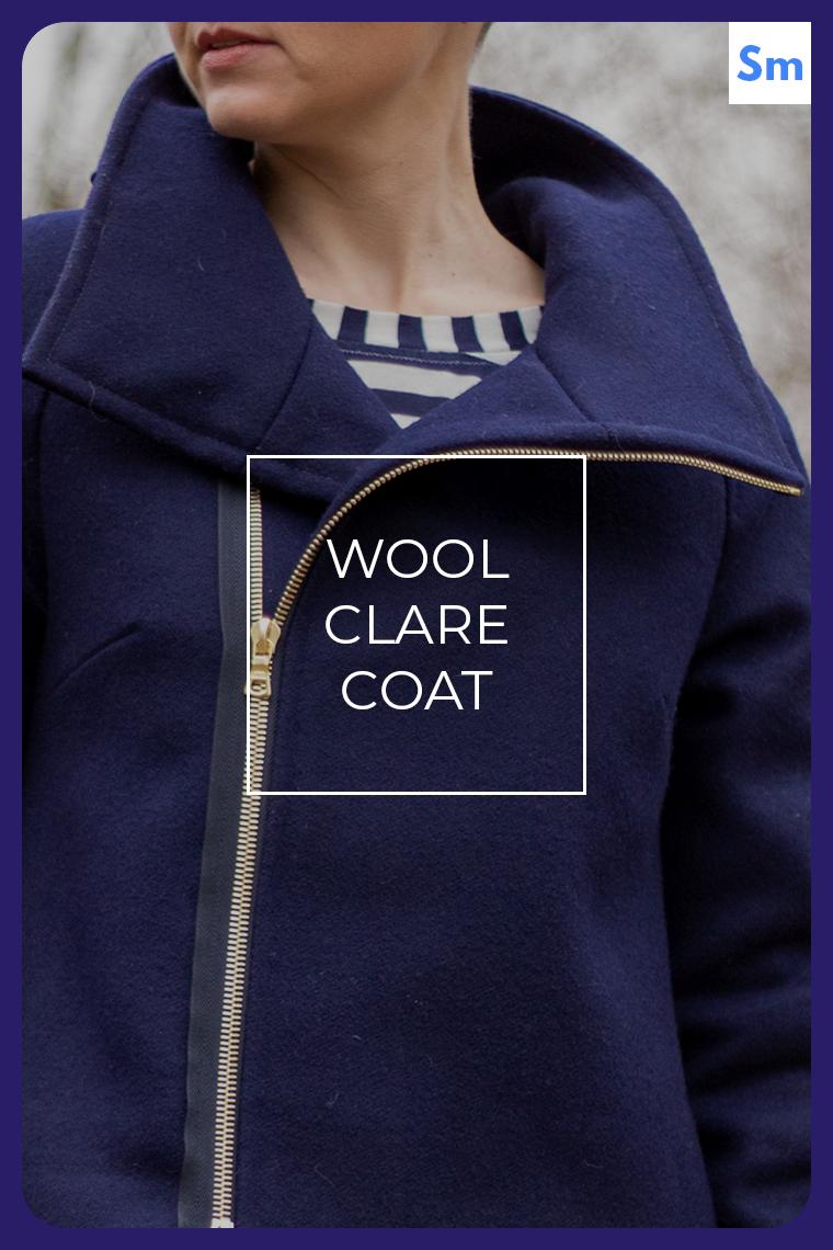 Clare Coat Sie Macht Hero
