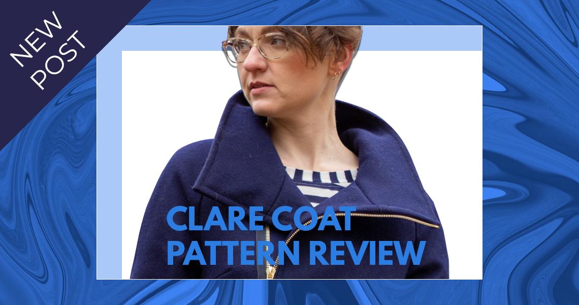 Clare Coat Sie Macht Slider
