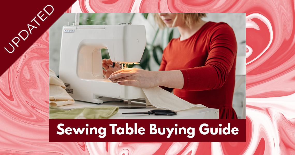 Sewing Tables Sie Macht Slider