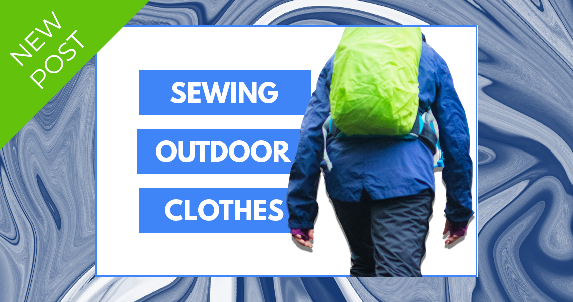 Sewing Outdoor Clothes Sie Macht Slider