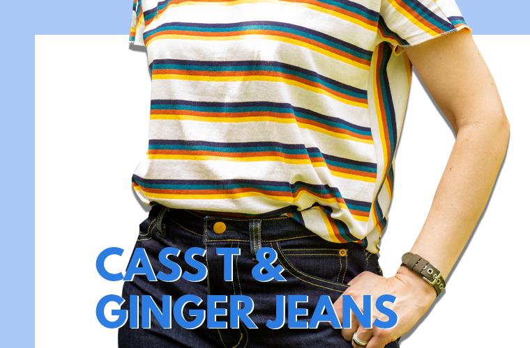 Cass Ginger Sie Macht Thumbnail