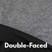 Double-Faced (Reversible) Knit