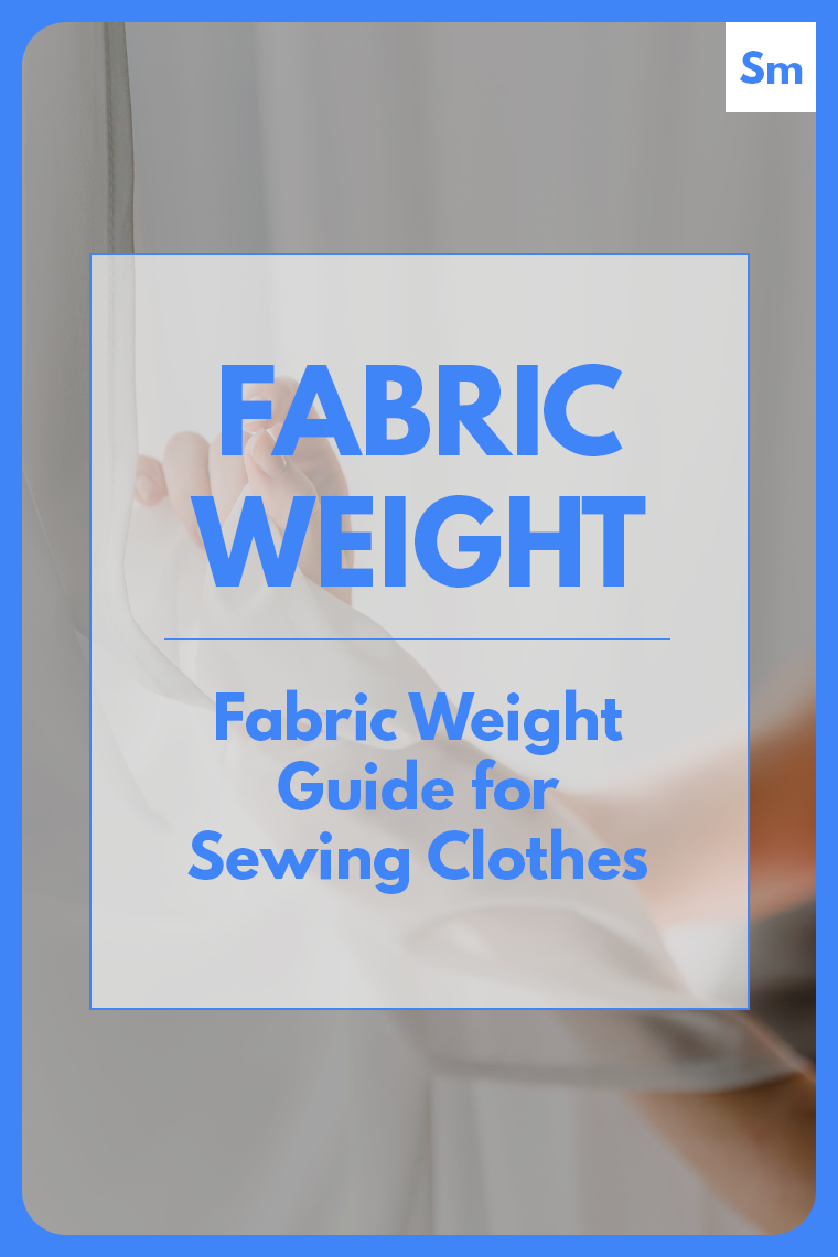 What Does Weight of Fabric Mean Sie Macht Hero